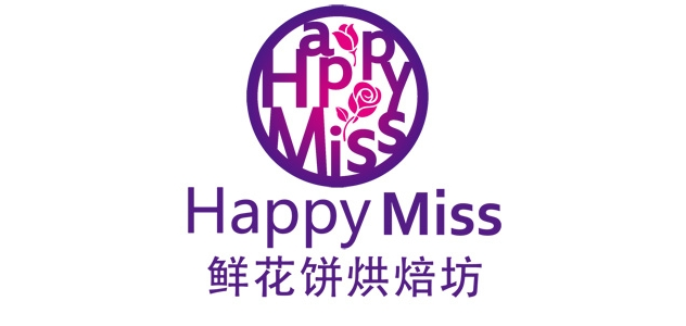 happymiss玫瑰饼