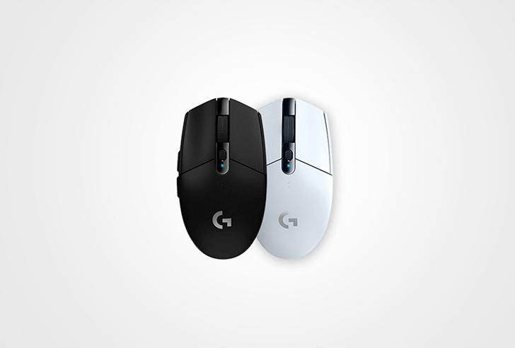 罗技 G304鼠标