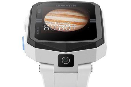 华为推出儿童通话手表 3X:988元到手-1