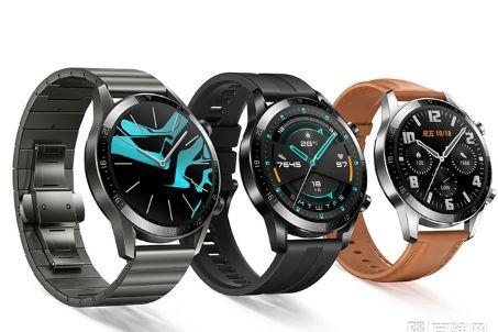 华为Watch GT2 42mm版本来了:将于11月1日预售-1