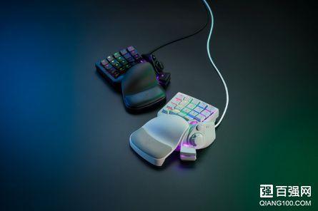 雷蛇推出 Tartarus Pro :单手键盘-1