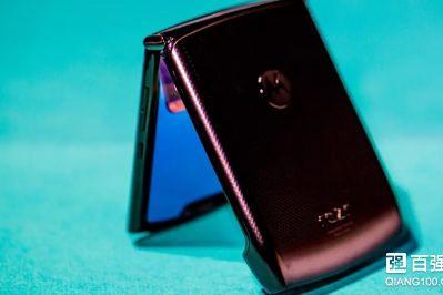 摩托罗拉RAZR手机正式发布:采用典翻盖式设计-1