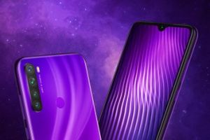 Redmi Note 8星云紫正式发售:售价999元起