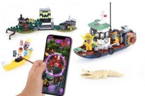 苹果合作乐高的AR玩具开售:传统+新科技的火花-1