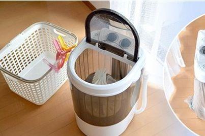 Sanko推出可洗鞋子的洗衣机:售价766元-3