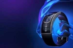 华米发布Amazfit X概念手表:2.07英寸柔性曲面屏-3