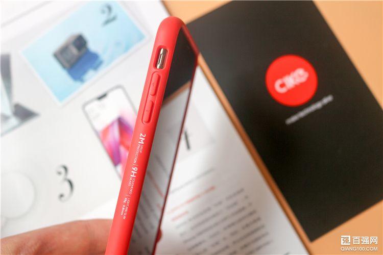 CIKE小红壳iPhone XS Max保护套:给你爱机贴身保护-2