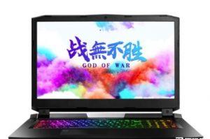 神舟推出新一代战神笔记本GX10-CT9 Pro:售价21999元-1