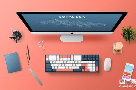 "IQUNIX推出""珊瑚海""F96机械键盘:售价996元起-1"