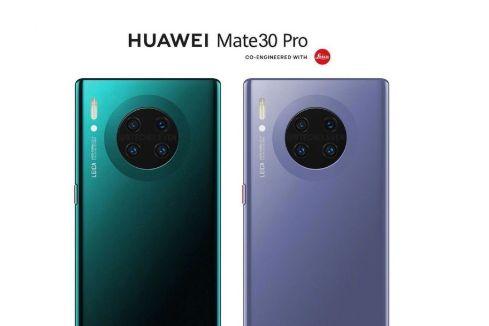 华为9月19日正式公布Mate30系列手机:有5G版本-2