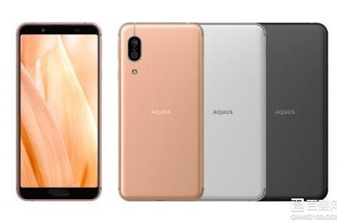 夏普发布AQUOS zero2手机:首款240Hz刷新率-2