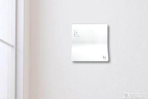 Caltech发布新品壁挂式消毒机:不用吸附过滤器的消毒机-1