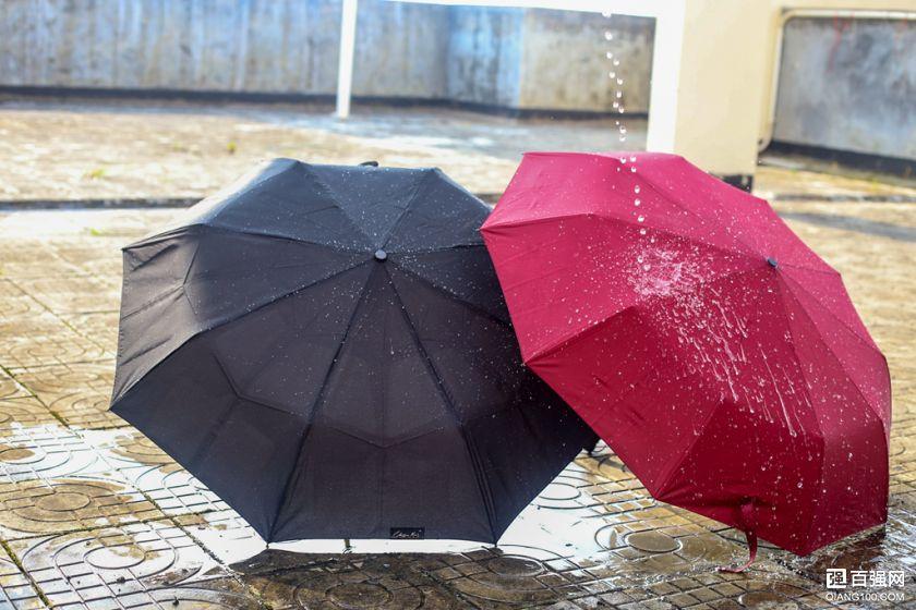 绅士与暴徒,169的雨伞与69的对比,绅士手开自动收美收伞-1