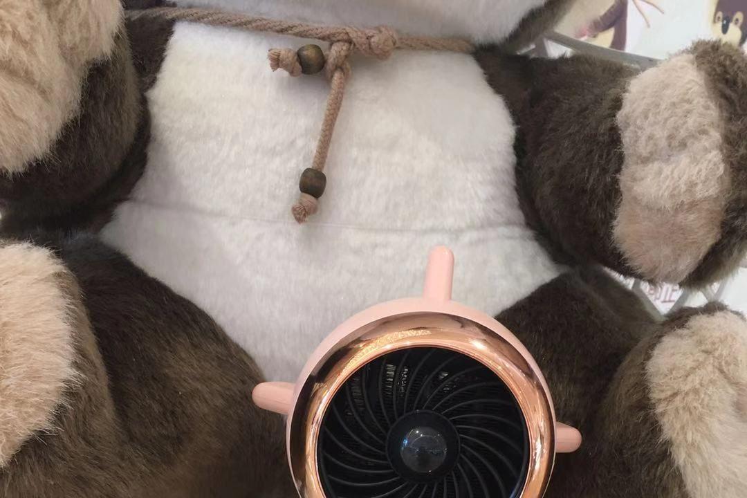 学生党宿舍必备-西蚁迷你暖风机-3