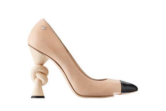 GUCCI、香奈儿和DIOR高跟鞋是不是同一档次的,各有什么特点-3