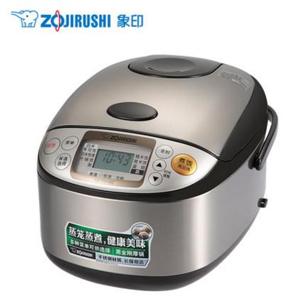 日本虎牌电饭煲与象印电饭煲的对比-2