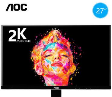 不选贵的只选对的! AOC LV273HQPX高端显示器售价2499!-1