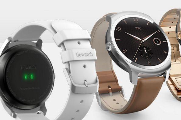 Ticwatch2智能手表和华为watch智能手表哪个更好用一些?-1