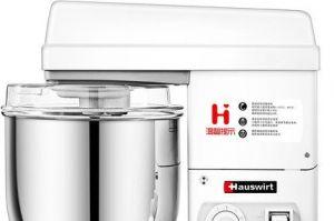 Hauswirt/海氏HM900厨师机好不好用?有噪音么?-1