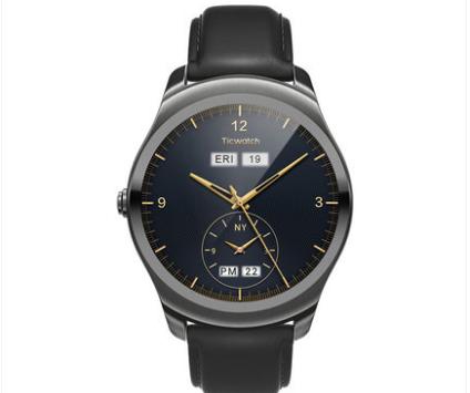 ticwatch手表哪款好?Ticwatch 智能手表怎么样?-1