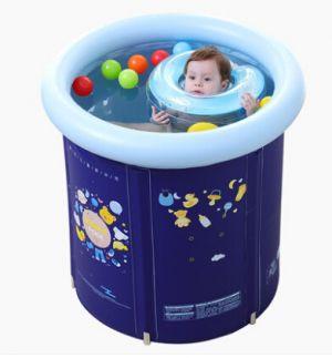 诺澳婴儿游泳池占用空间大嘛?质量如何呢?-1