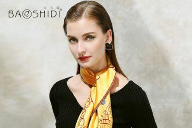 宝石蝶丝巾和其他国内丝巾品牌有什么不一样的,有什么优势?-1