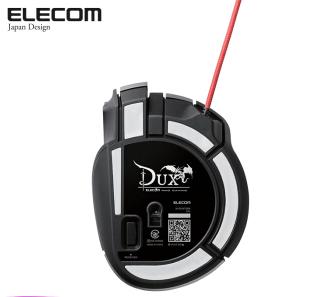 宜丽客(ELECOM) M-DUX70BK 21键电竞鼠标怎么样?-2
