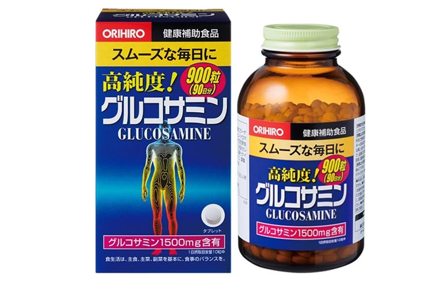 日本氨糖软骨素怎么样?ORIHIRO氨糖软骨素效果怎么样?-1