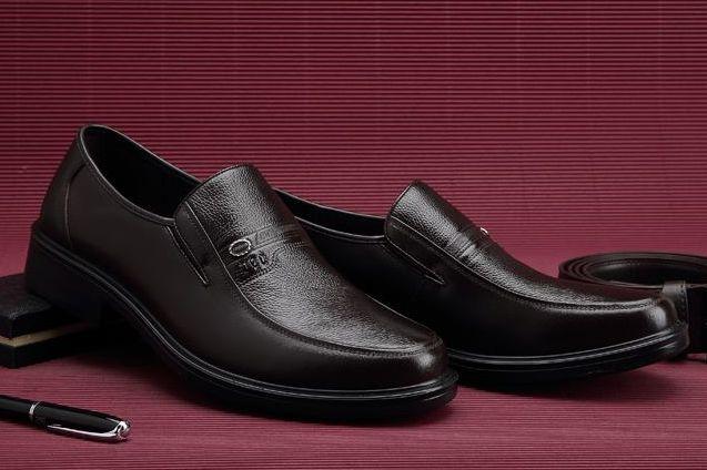 奥康皮鞋质量怎么样?什么档次的?-1