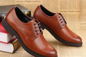 红蜻蜓皮鞋和意尔康皮鞋哪个好?-1