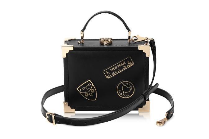 lv时尚手包经典款?LV2018新款Trunk Clutch时尚手包质量如何?-1