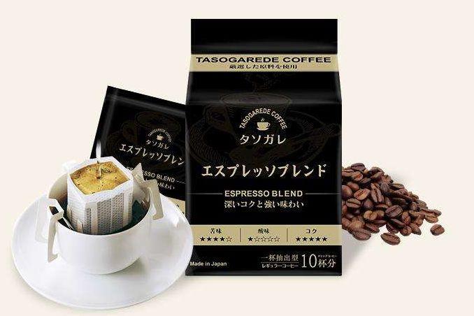 隅田川咖啡是国产的吗?黑咖啡怎么样?-1