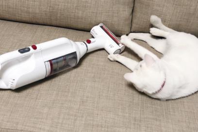 小狗吸尘器好用嘛?除尘效果怎么样?-1