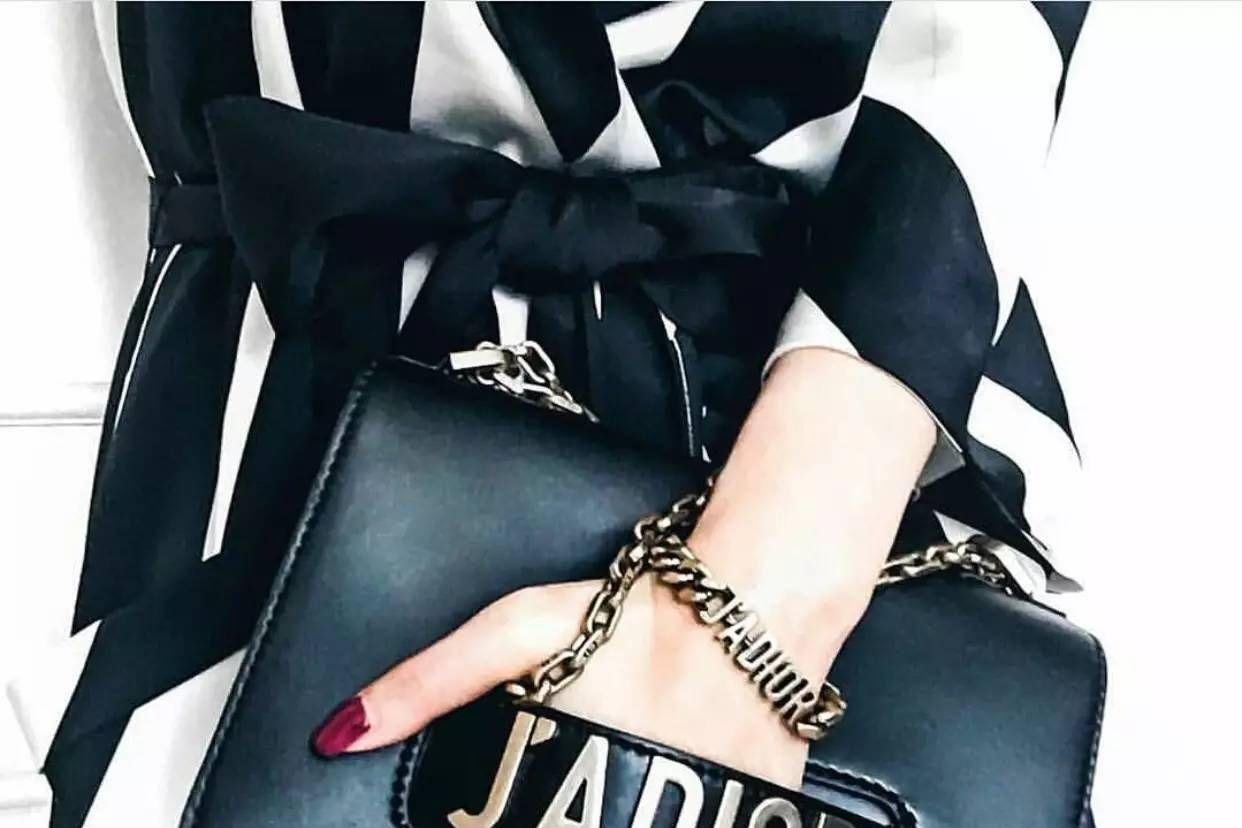 Dior包这几款有点美貌,链条包-1