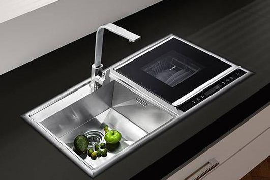 方太水槽洗碗机利弊?需要洗多长时间?-1