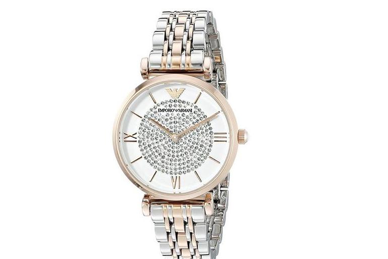 阿玛尼女士手表是什么档次?哪款好看?-1