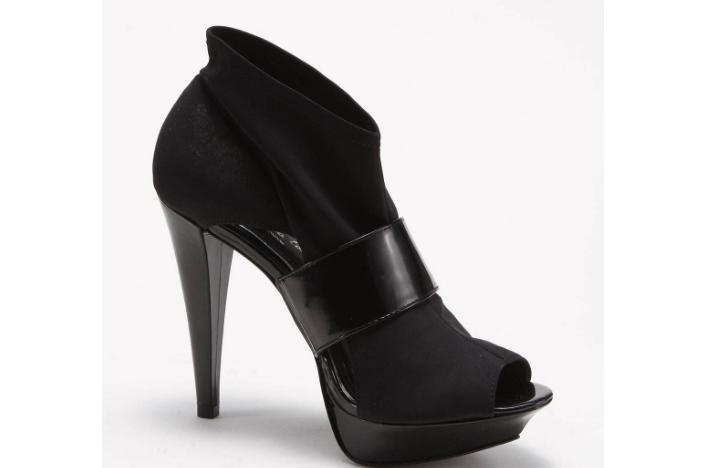 2018新款黑色高跟女鞋?价格如何?-1
