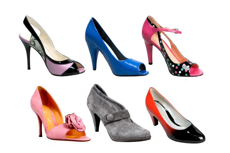 高跟鞋女鞋品牌大全?2018年女鞋的流行款式?-3