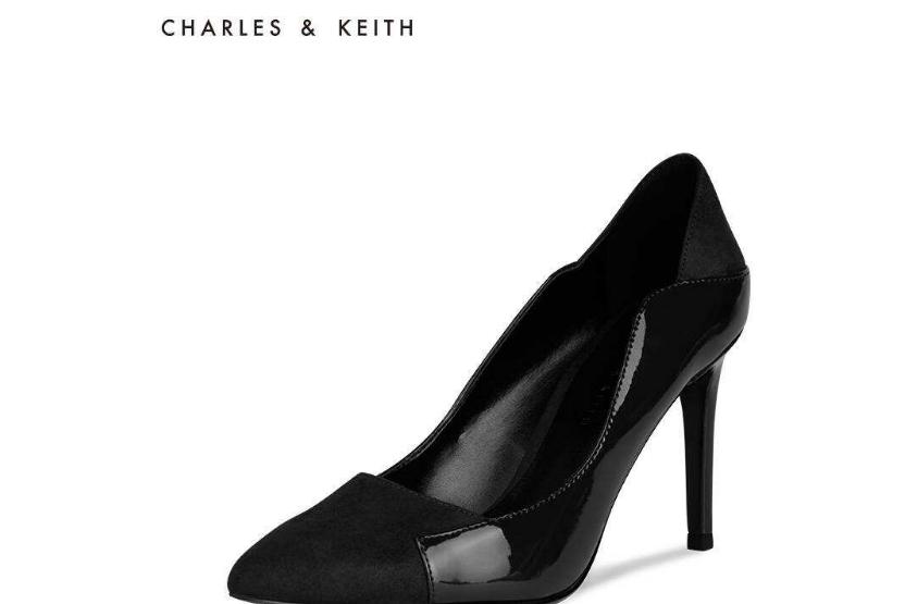 Charles&Keith高跟女鞋那个货号好?好穿吗?-1