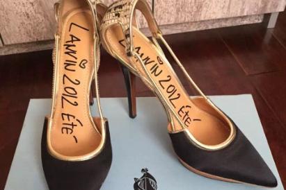 Lanvin的高跟鞋好看吗?价格多少?-1