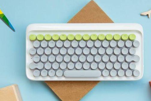 洛斐DOT圆点蓝牙机械键盘体验?怎么连接蓝牙?-1