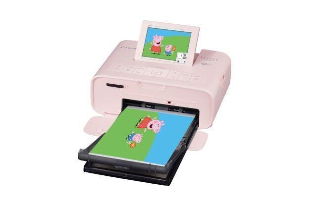 佳能cp1300使用攻略?佳能照片打印机cp1300是单一模式吗?-1