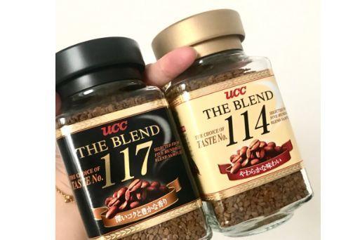 ucc咖啡114和117的区别?-1
