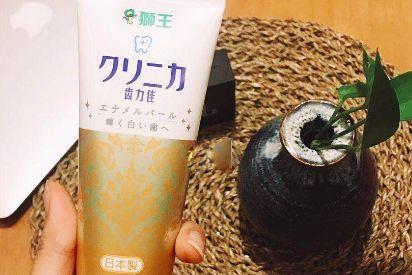 日本狮王美白酵素牙膏温和吗?美白效果很好吗?-1