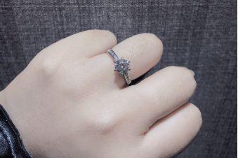 金伯利钻石戒指价格?-1