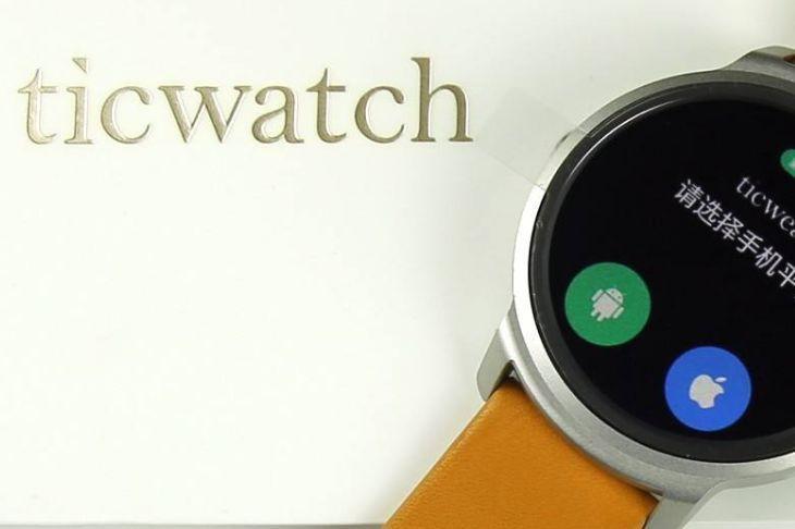 ticwatch智能手表 链接手机?ticwatch智能手表型号?-1