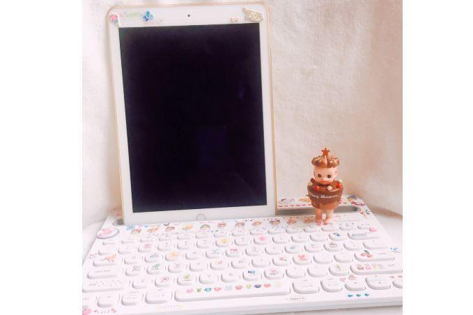 罗技k480键盘按键说明?使用方法?-1