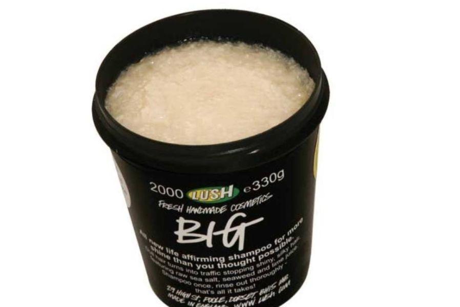 lush big海盐洗发水如何?谁能介绍一下?-1