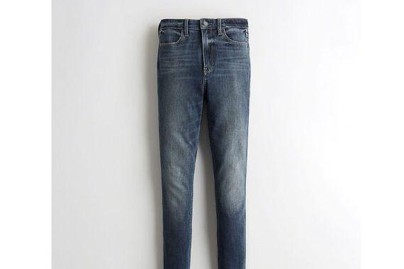 hollister牛仔裤怎么样?修饰腿型吗?-1
