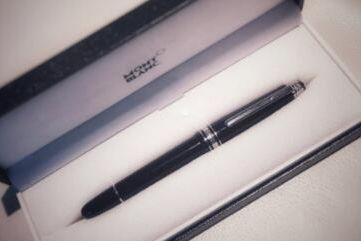 万宝龙的钢笔怎么样?谁能推荐两款?-1